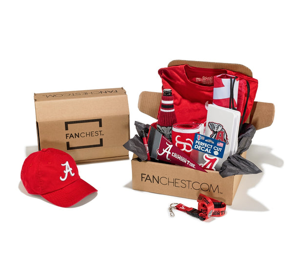 Alabama Crimson Tide FANCHEST Deluxe