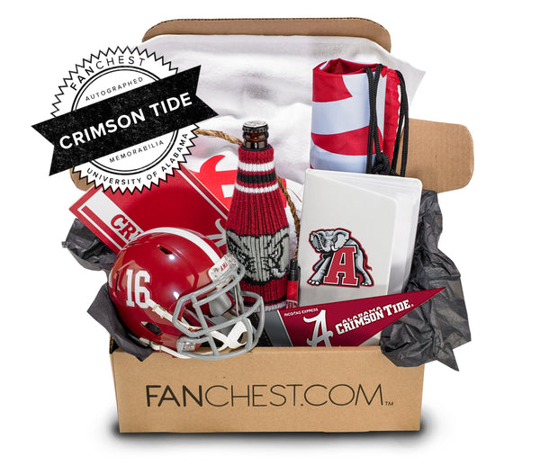Alabama Memorabilia FANCHEST 3