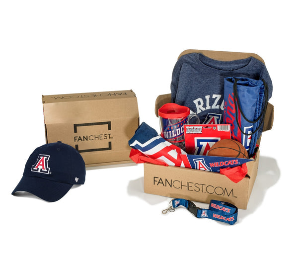 Arizona Wildcats FANCHEST Deluxe