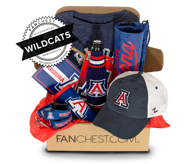 Arizona Memorabilia FANCHEST