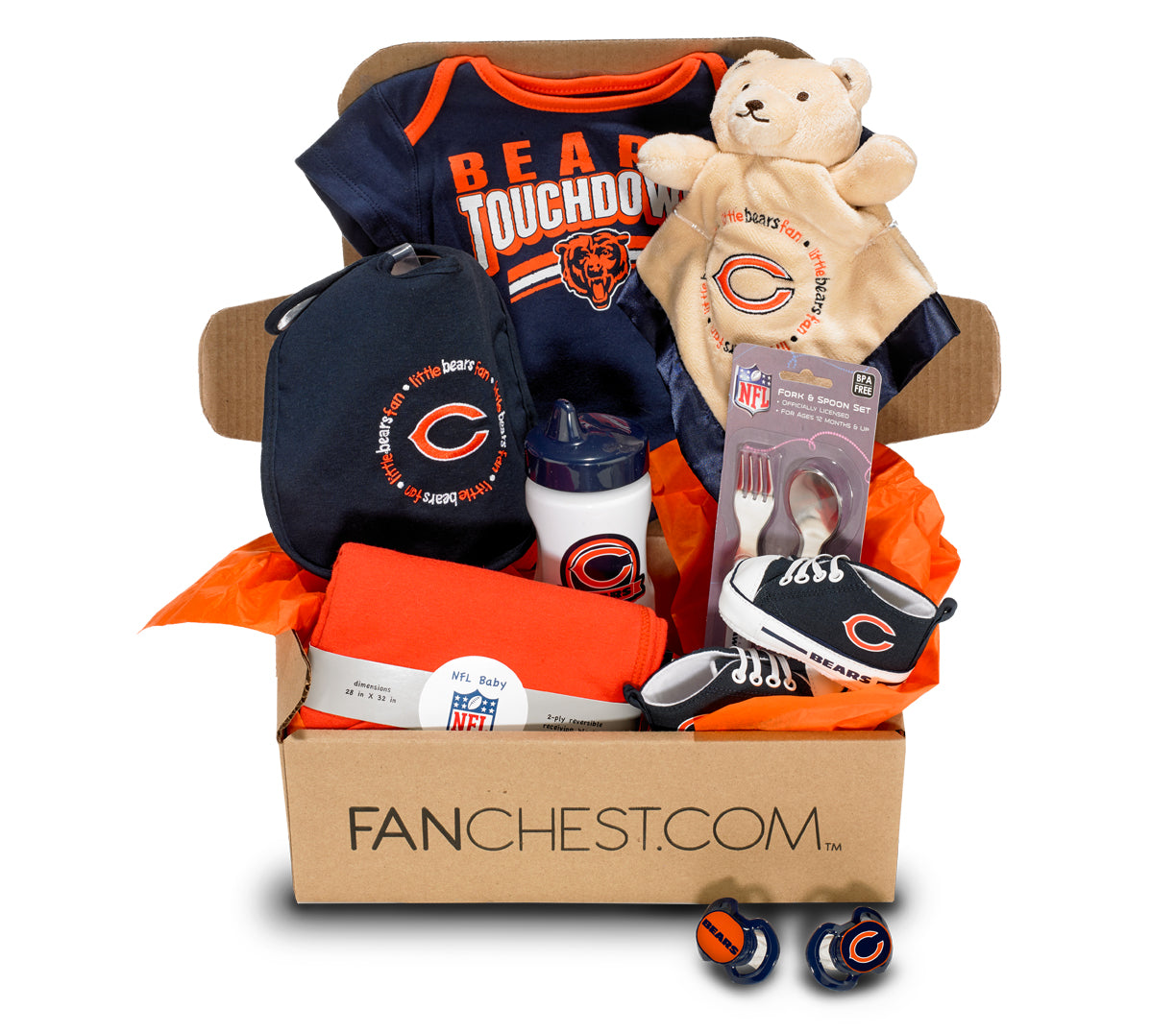 Chicago Bears Baby FANCHEST I