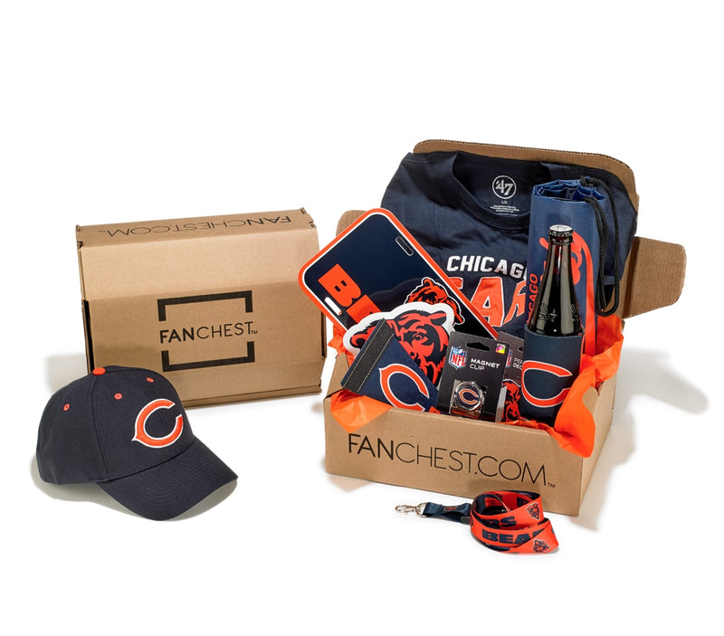 Chicago Bears FANCHEST Deluxe