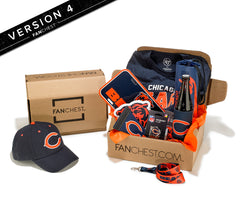 Chicago Bears FANCHEST IV
