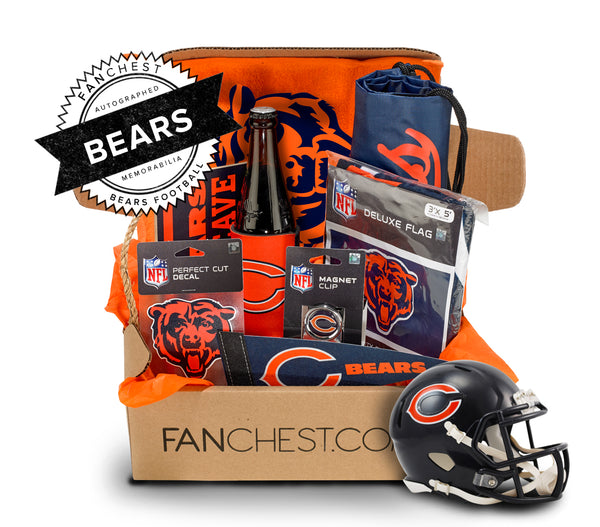 Bears Memorabilia FANCHEST 3