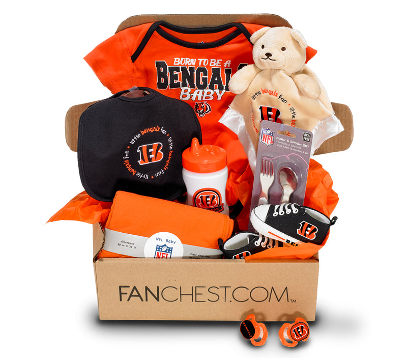 Bengals Baby Gear | Bengals Baby Clothes | Fanchest