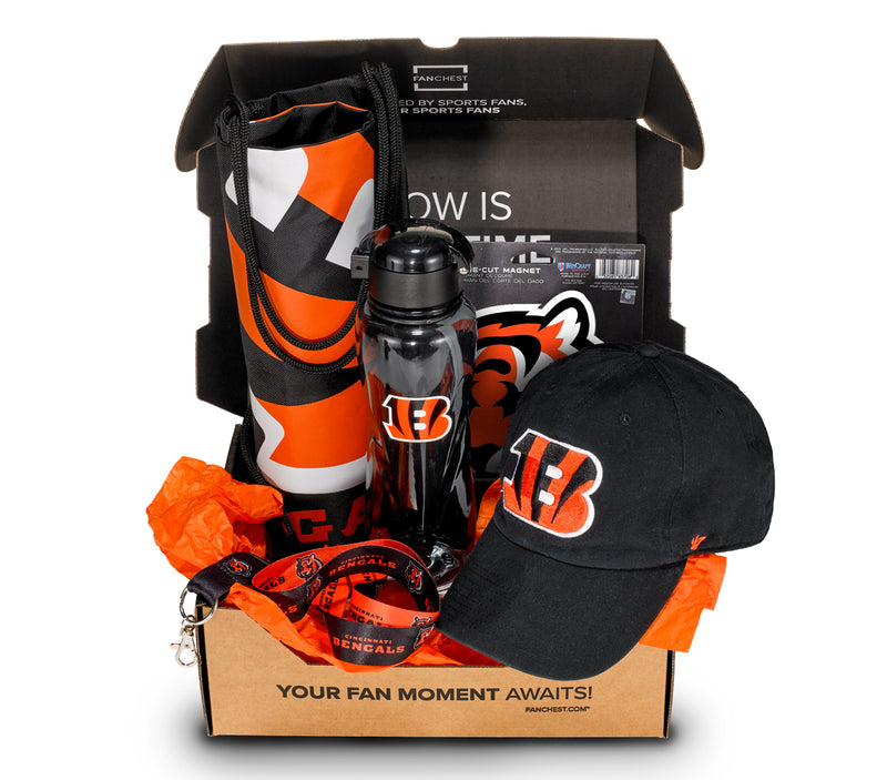the latest 084dd 9a82a Bengals Youth FANCHEST - Youth