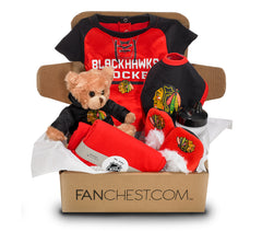 Chicago Blackhawks Baby FANCHEST I