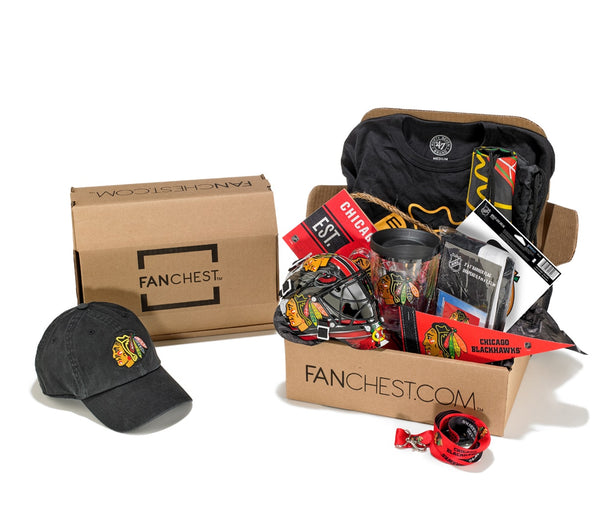 Chicago Blackhawks FANCHEST Deluxe