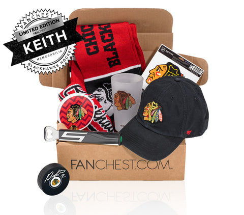 Duncan Keith Limited Edition FANCHEST
