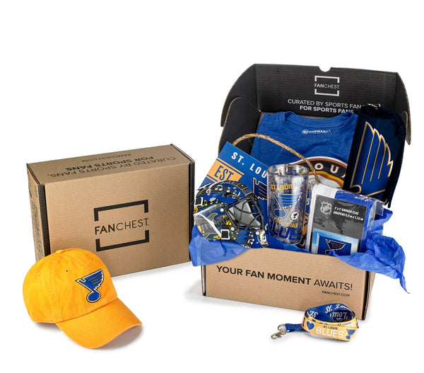 St. Louis Blues FANCHEST Deluxe