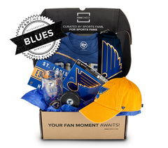 Blues Memorabilia FANCHEST I
