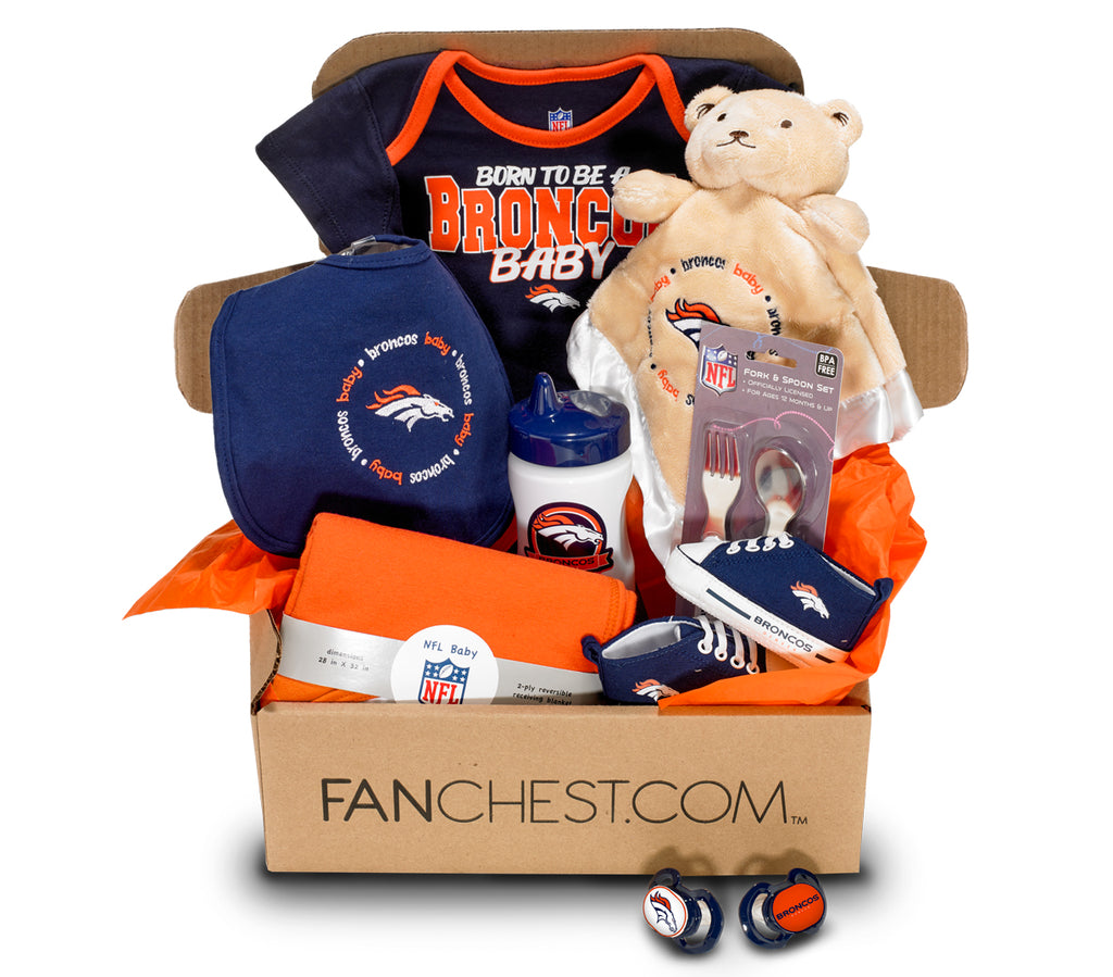 Broncos Baby Gear Denver Broncos Baby Clothes