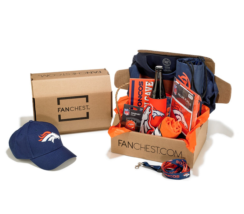 Denver Broncos FANCHEST Deluxe