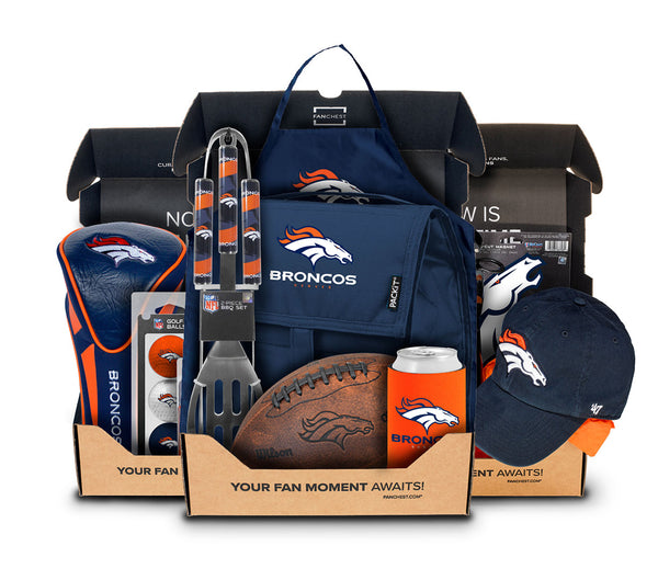 Broncos Themed FANCHEST