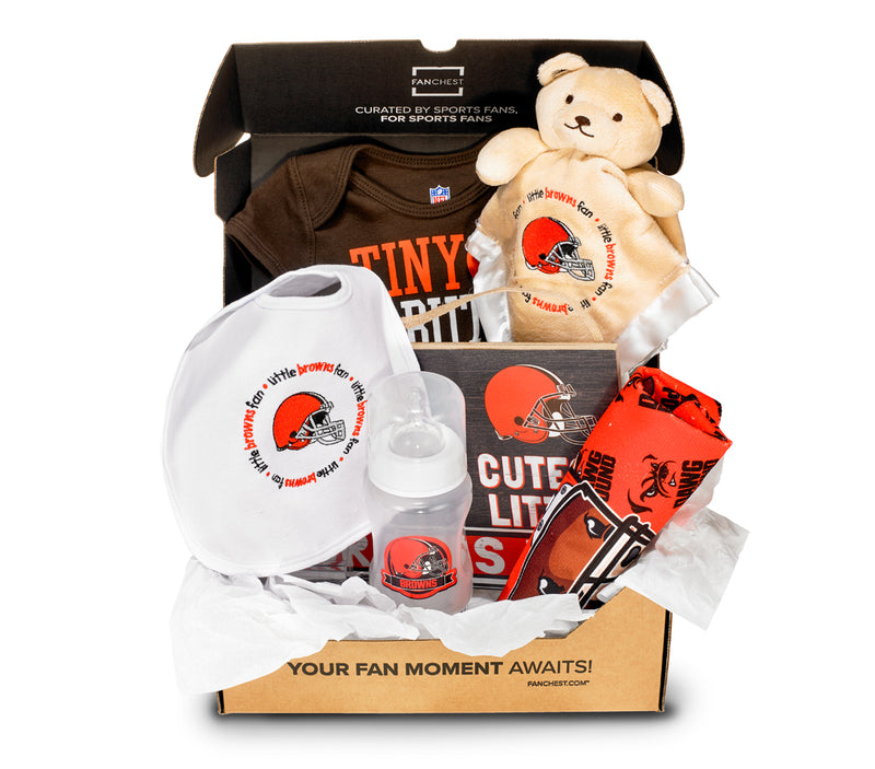 new concept 89def cbbb2 Cleveland Browns Baby FANCHEST
