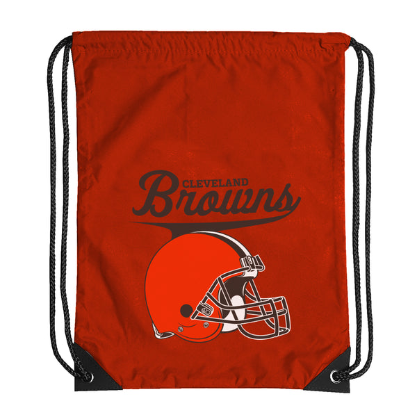 Browns Drawstring Bag