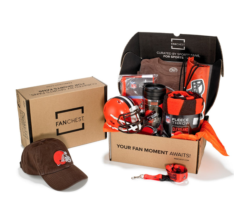 Cleveland Browns FANCHEST Deluxe
