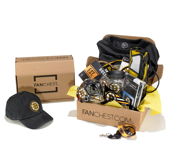 Boston Bruins FANCHEST Deluxe