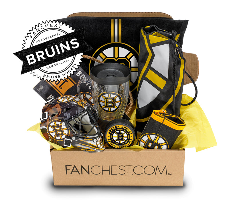 Bruins Memorabilia FANCHEST 3