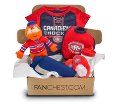 Montreal Canadiens Baby FANCHEST I