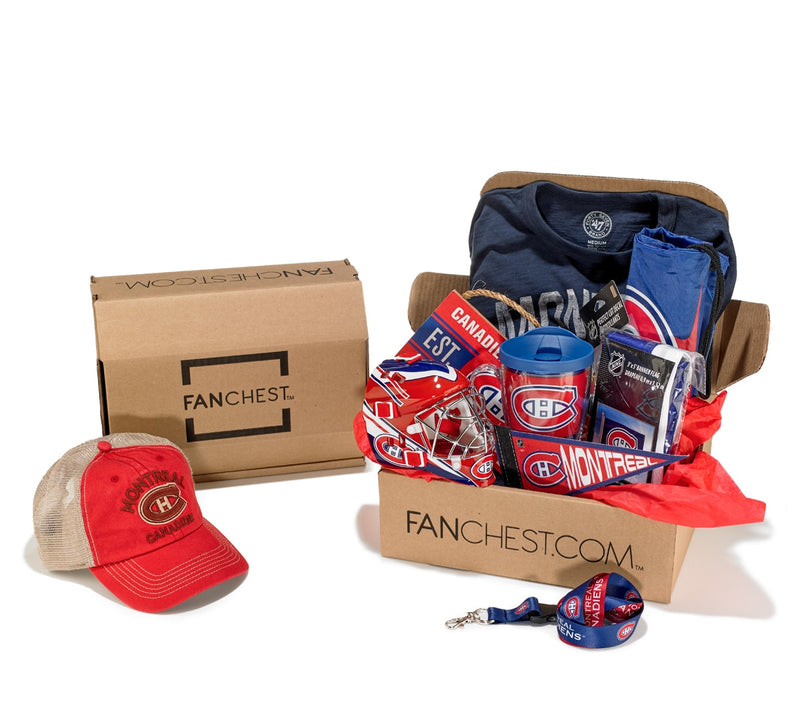 Montreal Canadiens FANCHEST Deluxe