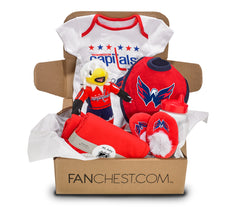 Washington Capitals Baby FANCHEST I