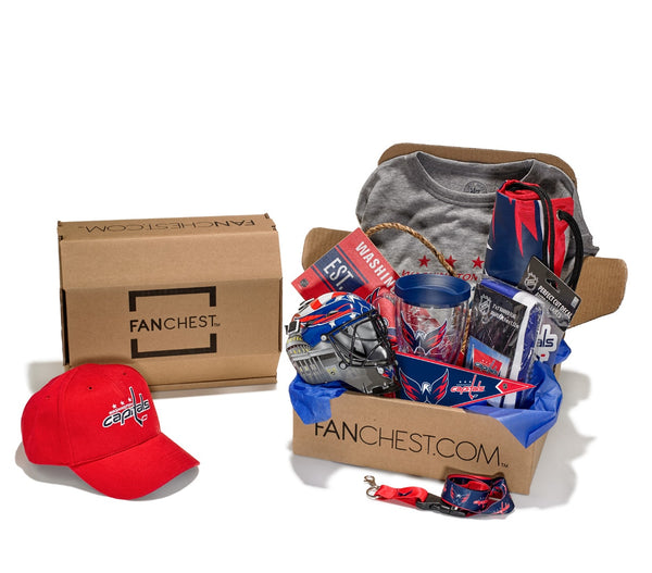 Washington Capitals FANCHEST Deluxe