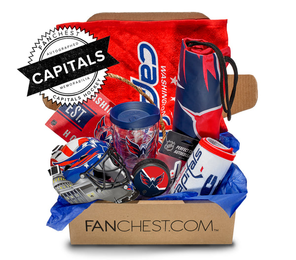 Capitals Memorabilia FANCHEST 2