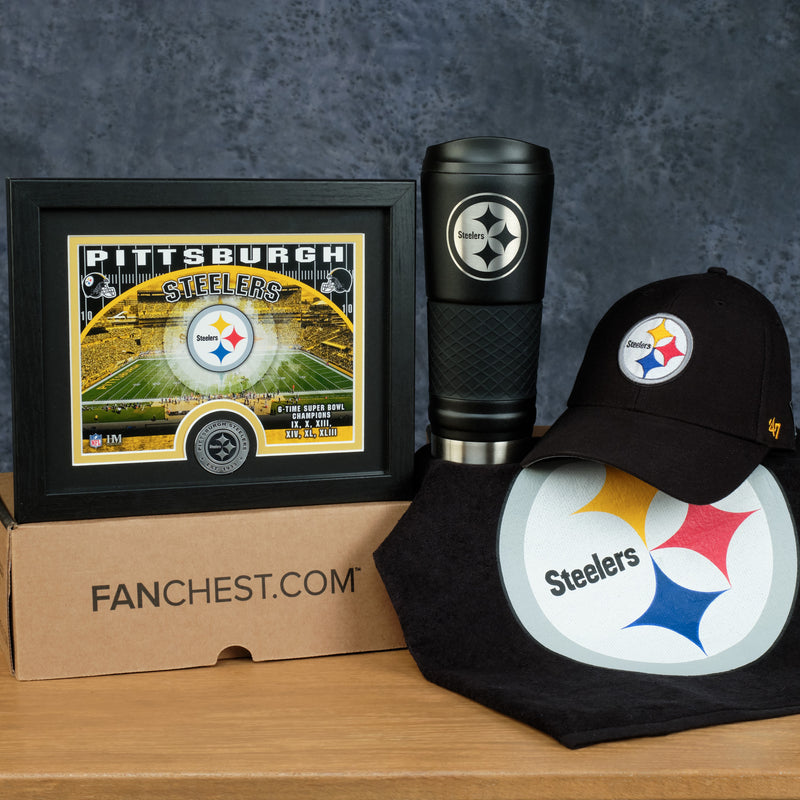 7ed364bcbd8 Pittsburgh Steelers Gift Box