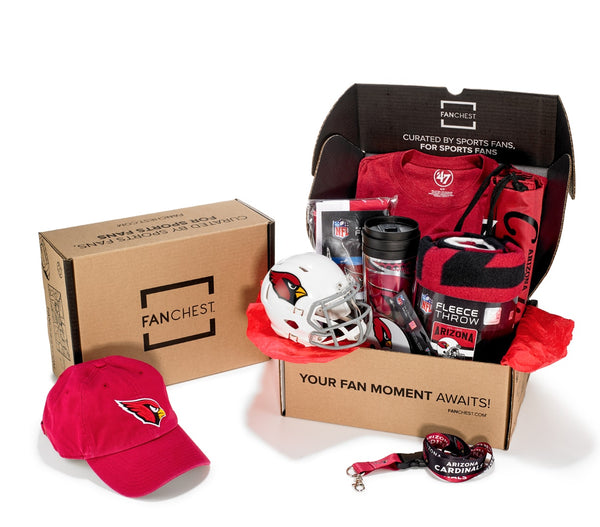 Arizona Cardinals FANCHEST Deluxe