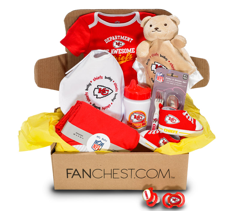Kansas City Chiefs Baby Clothes | Chiefs Baby Gear