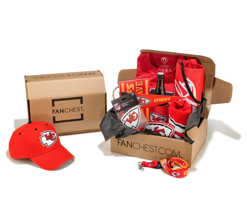 Kansas City Chiefs FANCHEST Deluxe