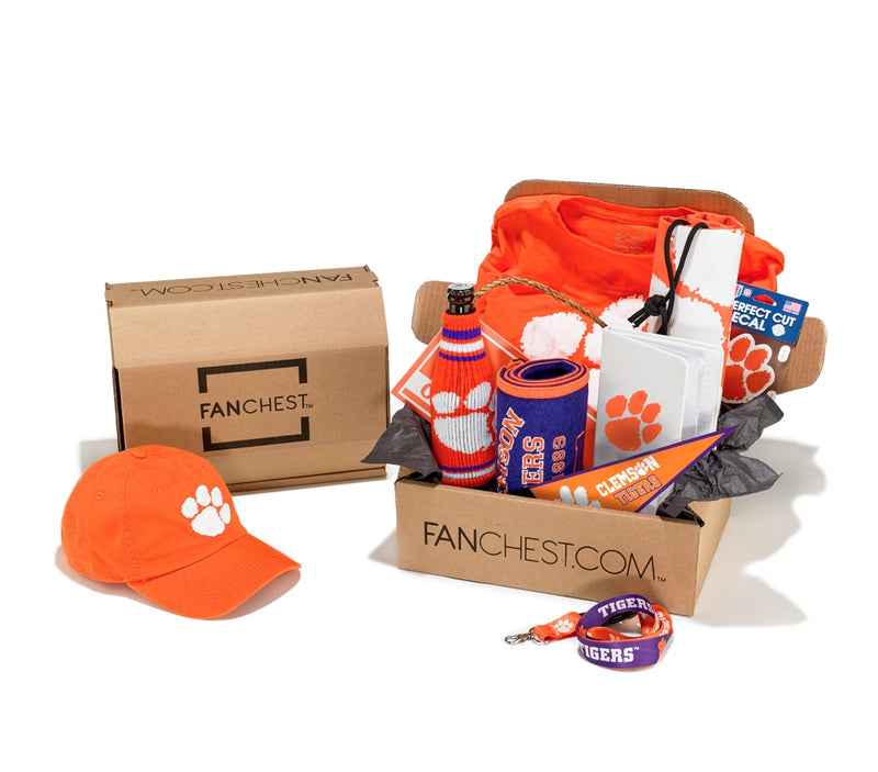 Clemson Tigers FANCHEST Deluxe