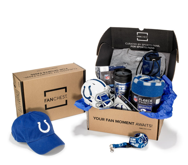 Indianapolis Colts Gift Box | Premium Colts Gear | FANCHEST  free shipping