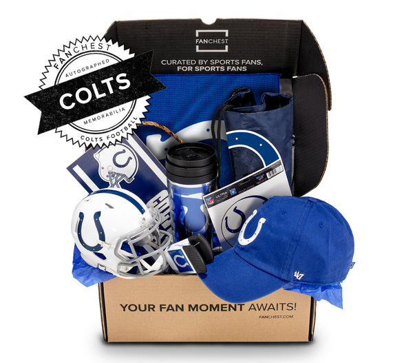 Colts Memorabilia FANCHEST 3