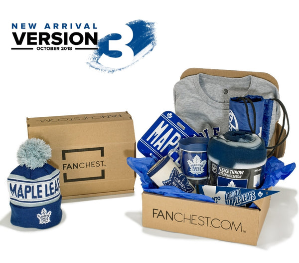 Toronto Maple Leafs FANCHEST 3