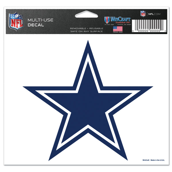 Cowboys Decal