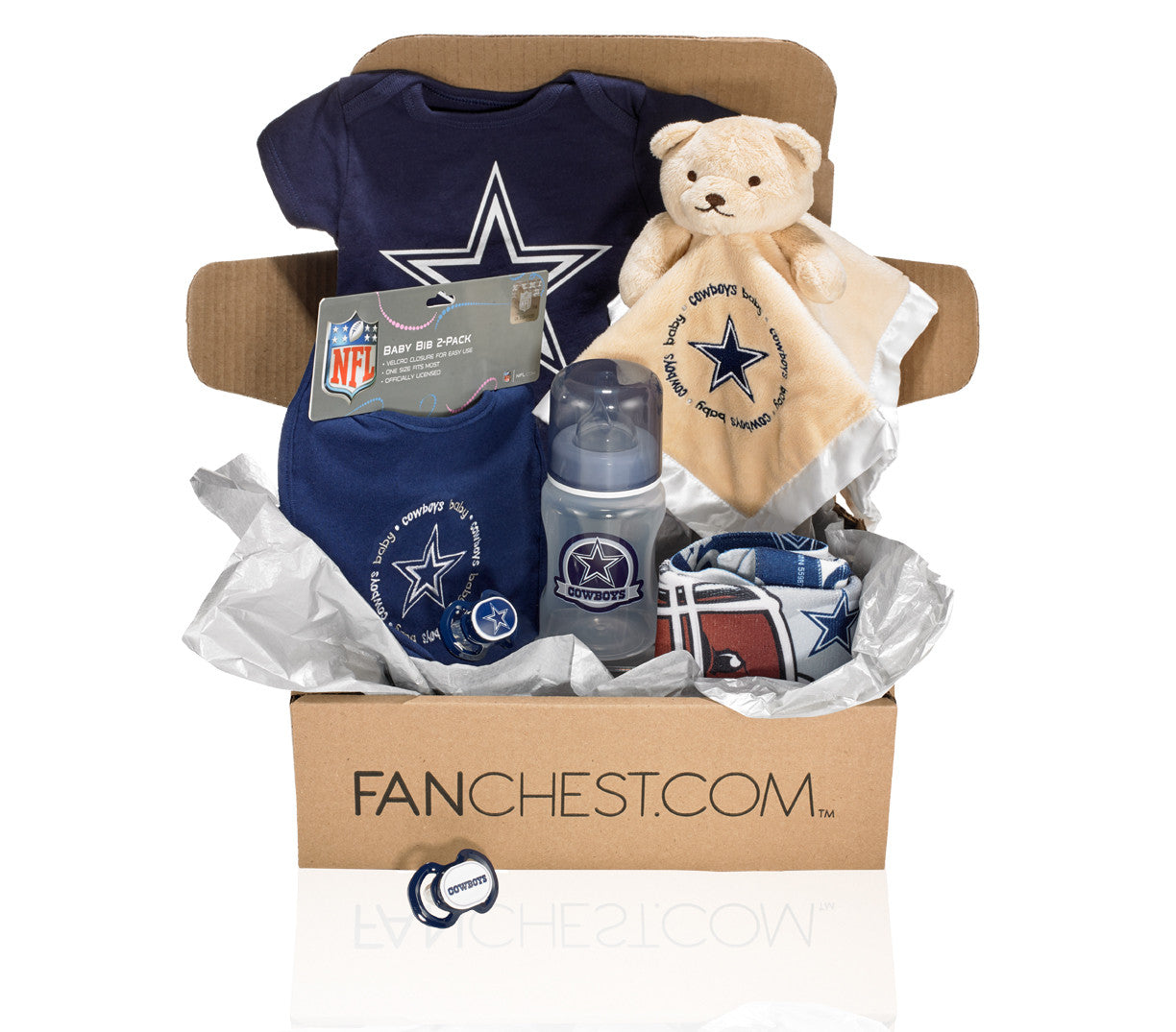 Dallas Cowboys Baby Gifts