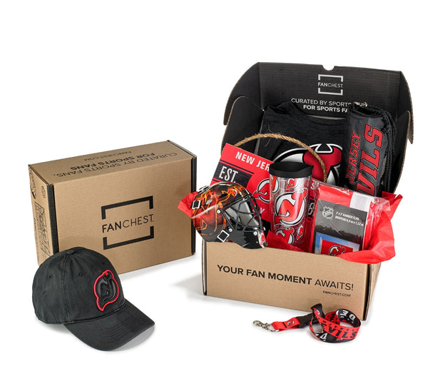 New Jersey Devils FANCHEST Deluxe