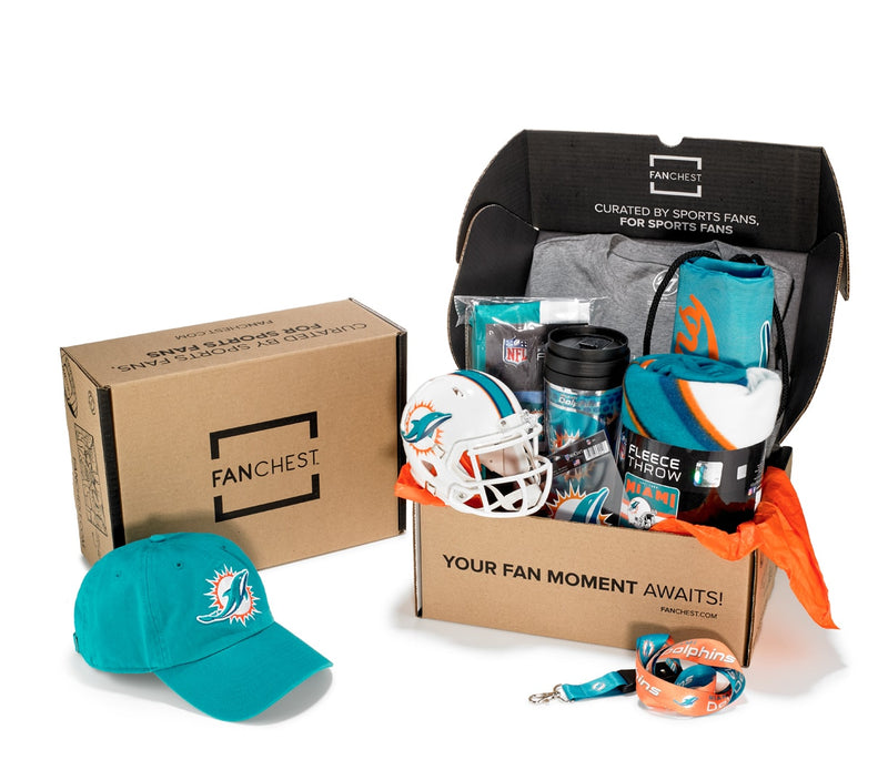 huge discount 83e5a 7103d Miami Dolphins FANCHEST Deluxe