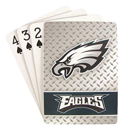 Eagles Playing Cards
