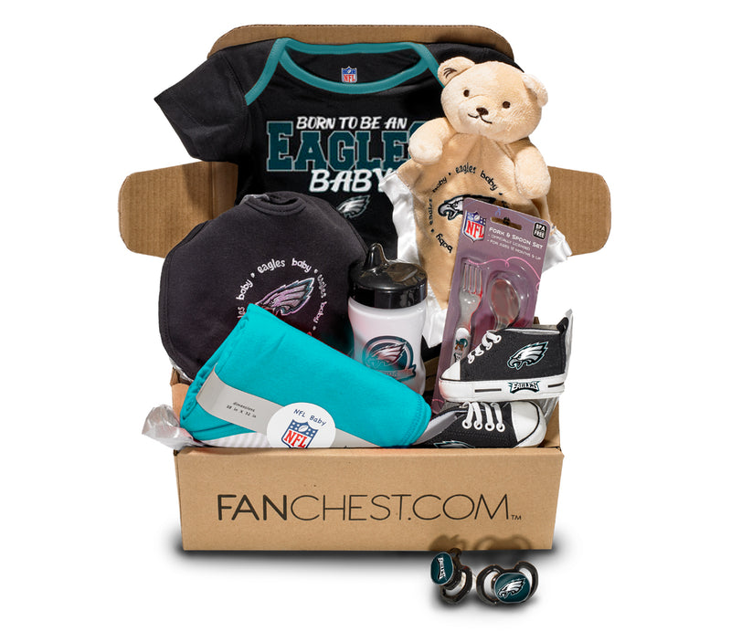 5aa2781cf0e Philadelphia Eagles Baby Gear | Eagles Onesie | FANCHEST