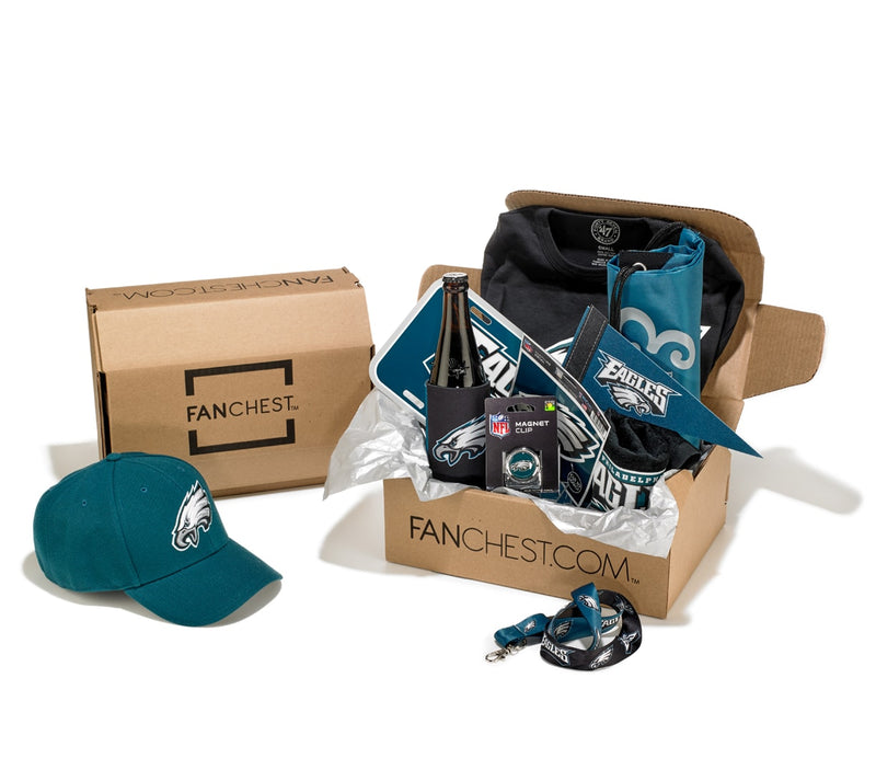 48b686def44 Philadelphia Eagles Gift Box | Premium Eagles Gear | FANCHEST