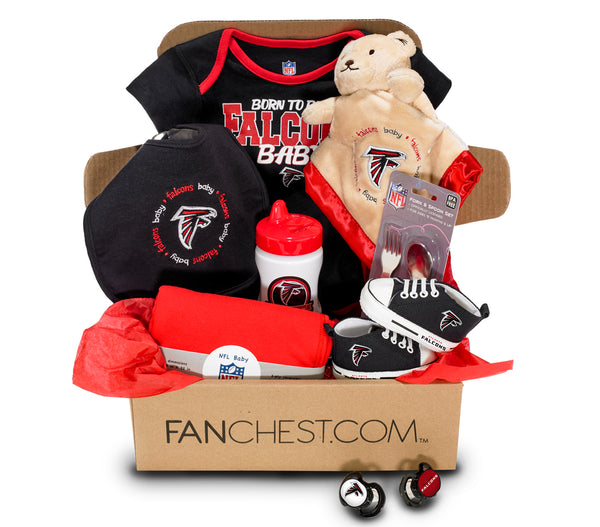 detailed look 4a069 de818 Atlanta Falcons Gift Box | Premium Falcons Gear | FANCHEST