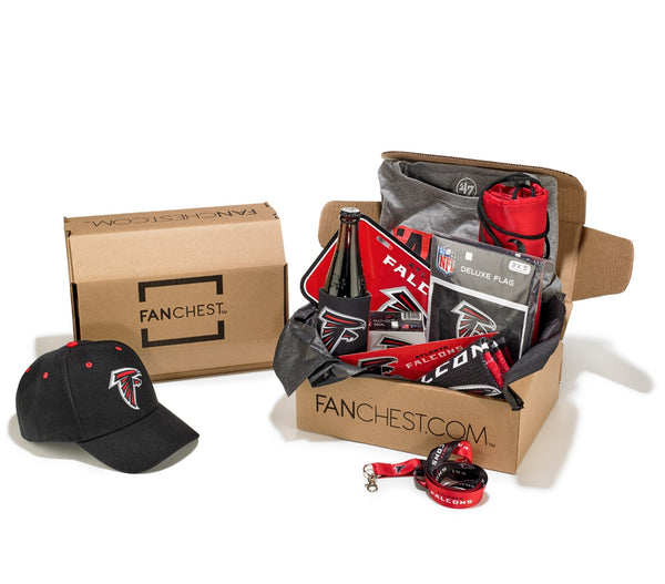 Atlanta Falcons FANCHEST Deluxe