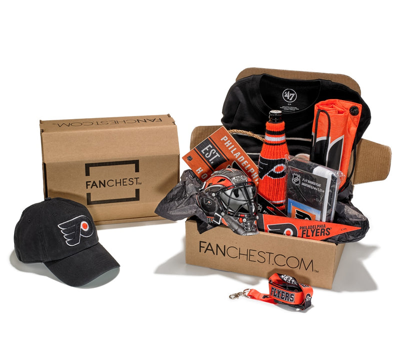 4698bbe9583 Philadelphia Flyers Gift Box | Premium Flyers Gear | FANCHEST