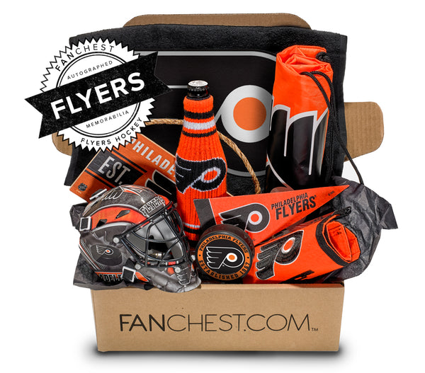 Flyers Memorabilia FANCHEST 3