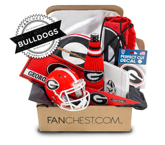 Georgia Memorabilia FANCHEST 3