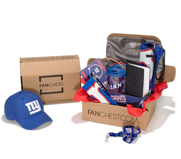 New York Giants FANCHEST Deluxe