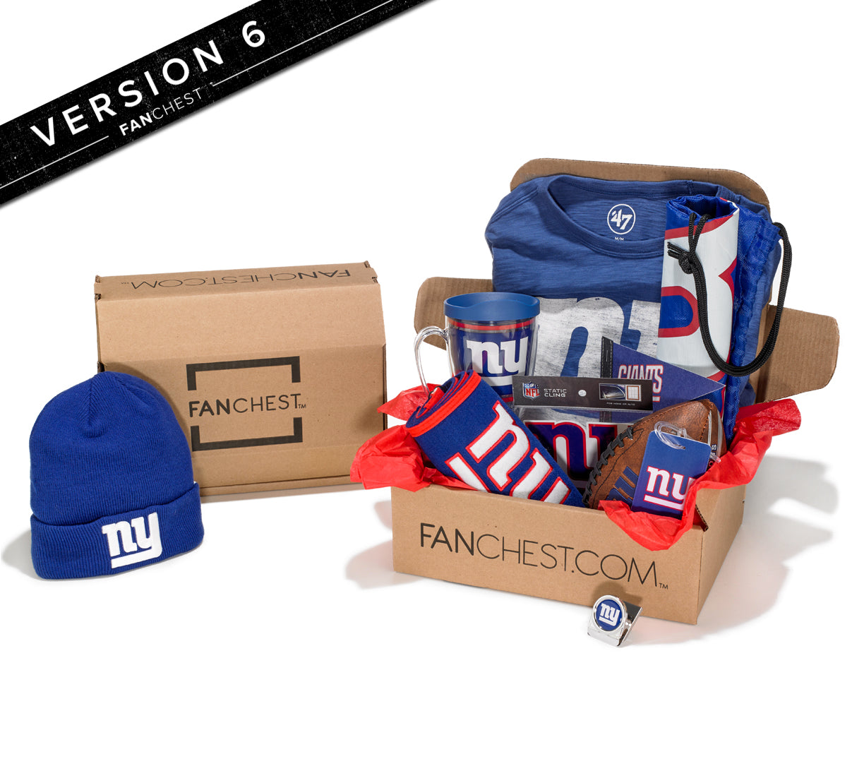 New York Giants FANCHEST VI